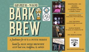 Bark&Brew Flyer 2018